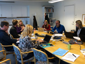 Conceptual workshop in Umeå, October 9th 2018