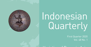 New varieties of peace special issue on Indonesian Quarterly