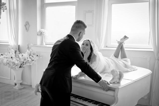Esküvői fotó enteriőr