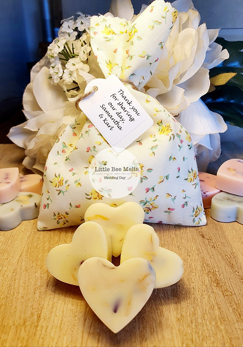 Wedding Favours (2 Hearts)