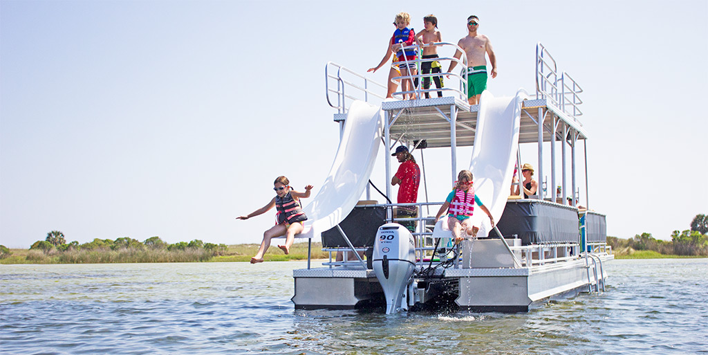 panama-city-beach-double-decker-pontoon-