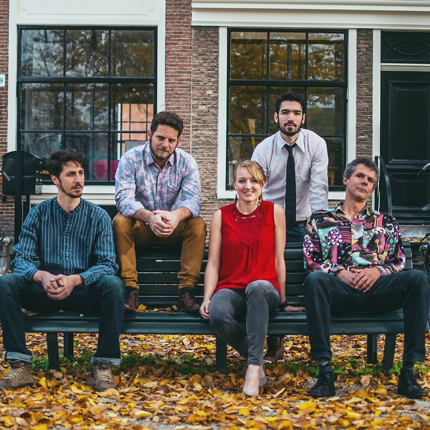 Sietske & Band: Leaving Traces