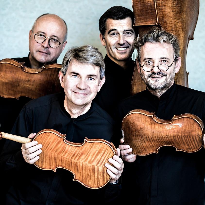 40Jahre Artis Quartett: Mozart Bartok Schubert