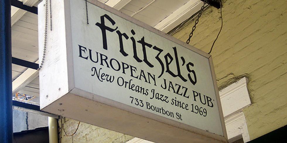 Fritzels New Orleans Jazz Band Courtyard Performances