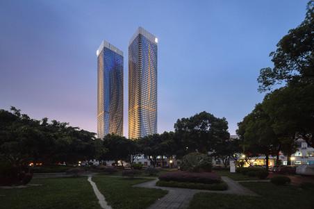 Armani Towers, Chengdu