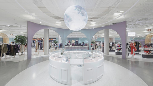 Trend Island, Moscow