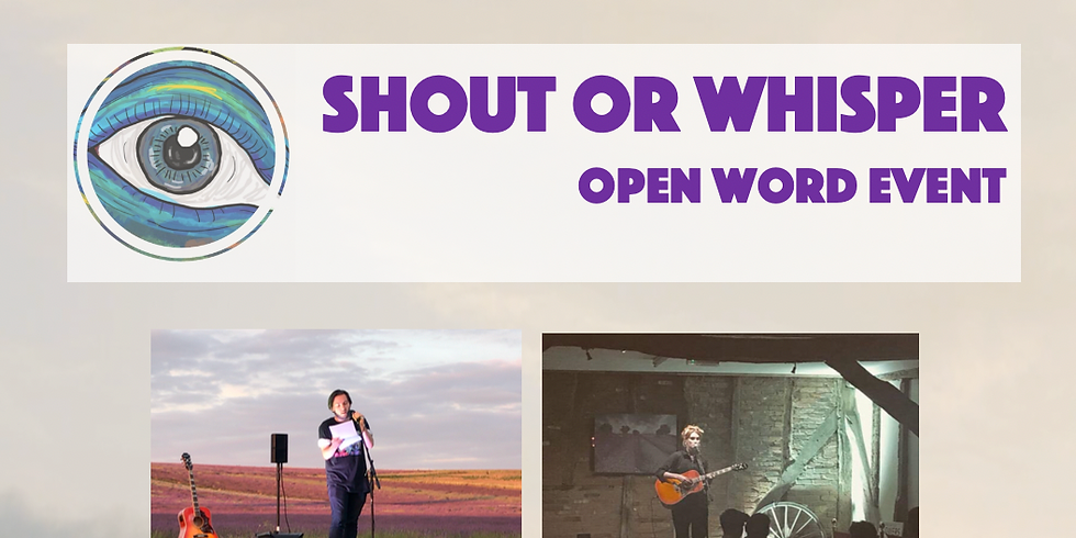 Shout or Whisper 7