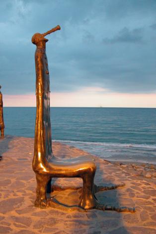 """""""La Rotunda del Mar"""""""