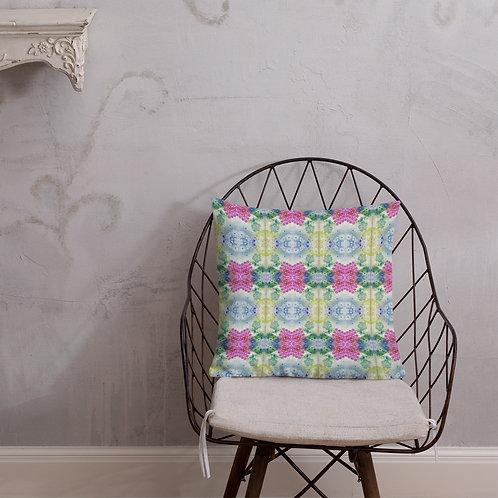 Premium Pillow Tropical Pattern