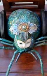 Arachne Queen of the Spider Babies - SOLD