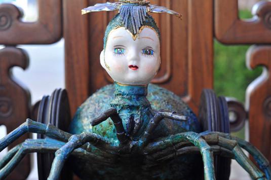 Aracne Queen of the Spider Babies