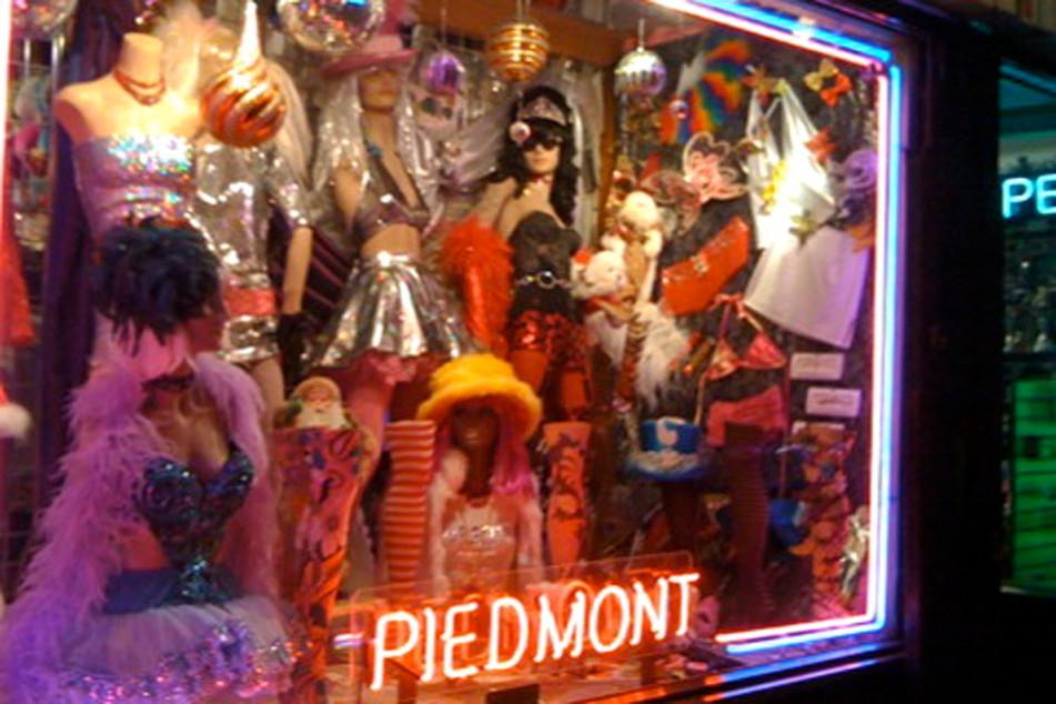 Piedmonts