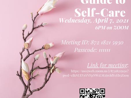 Welcome Wednesdays - Self-Care Workshop