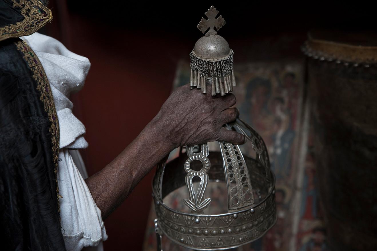 ETHIOPIE - LALIBELA INTEMPORELLE - COIFF