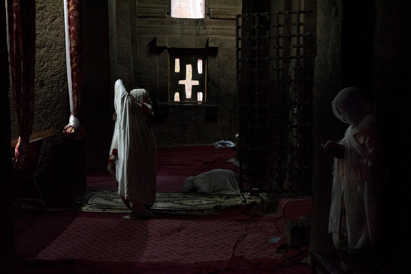 ETHIOPIE - LALIBELA INTEMPORELLE - FANTO