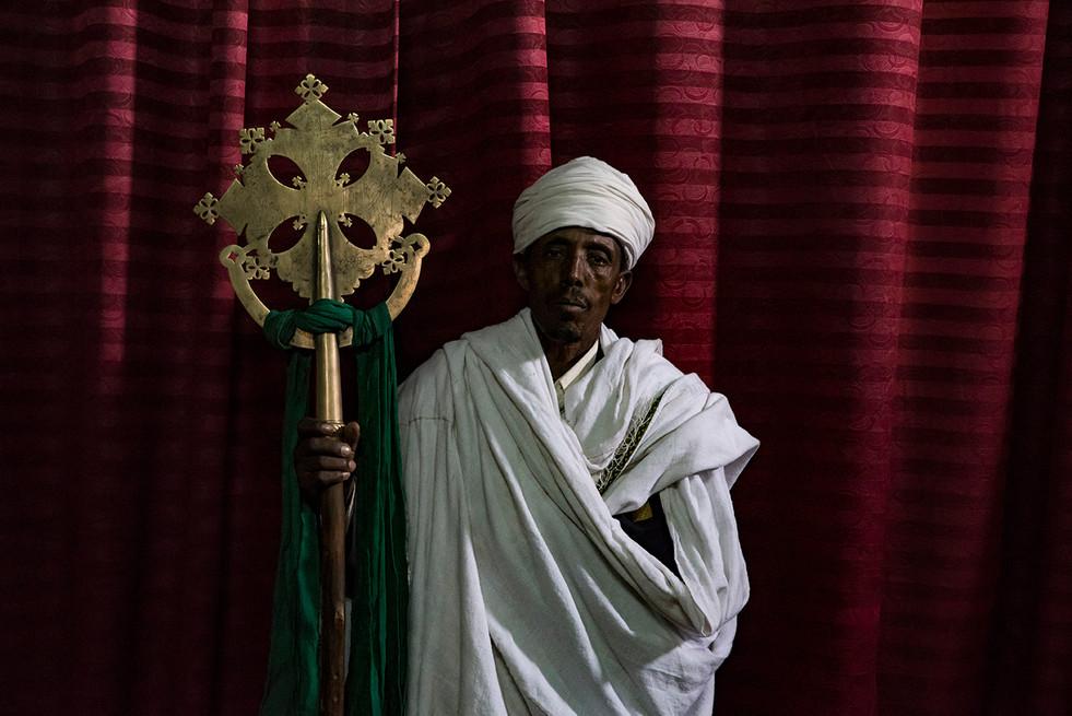 ETHIOPIE - LALIBELA INTEMPORELLE  - PRET