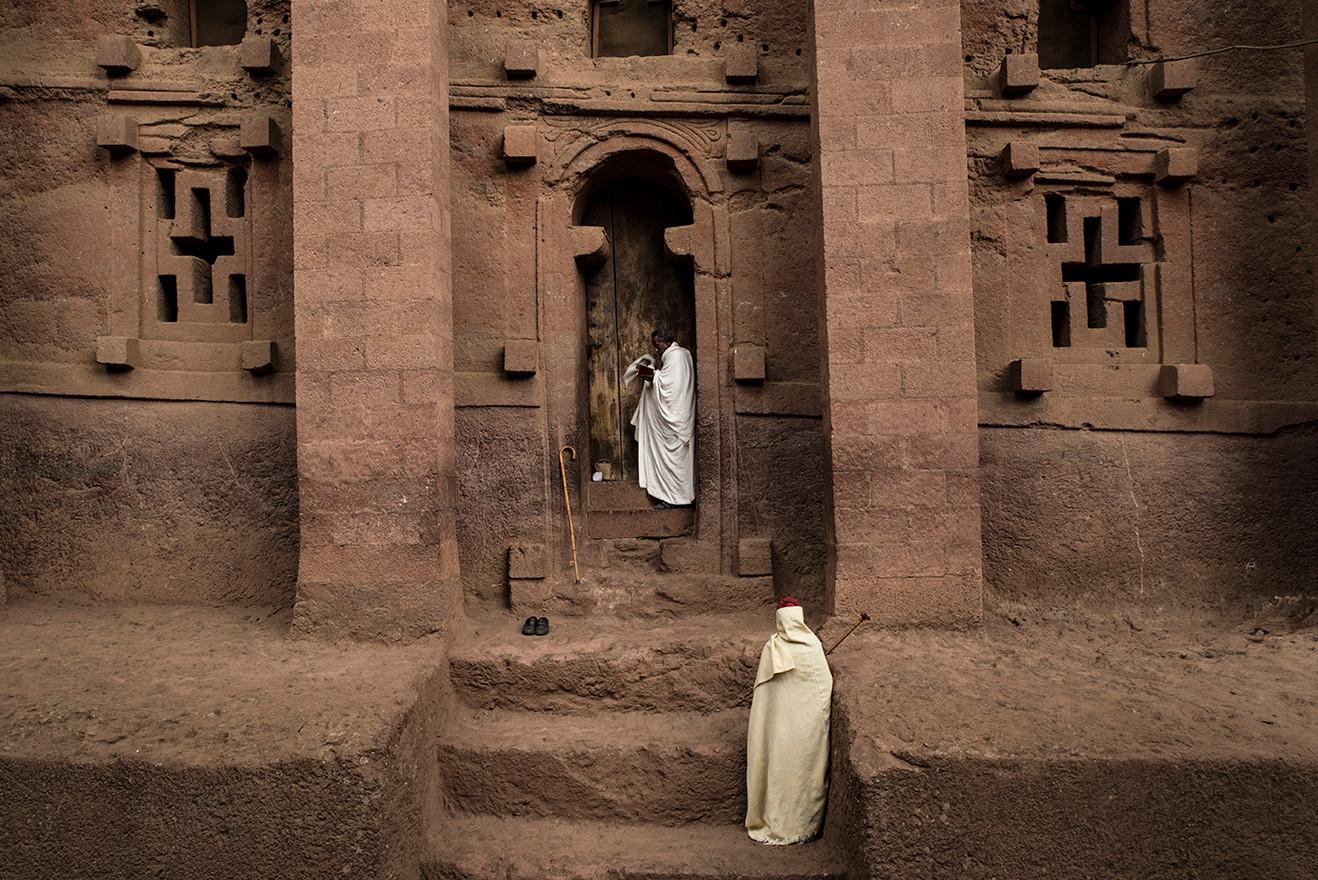 ETHIOPIE - LALIBELA INTEMPORELLE - HOMME