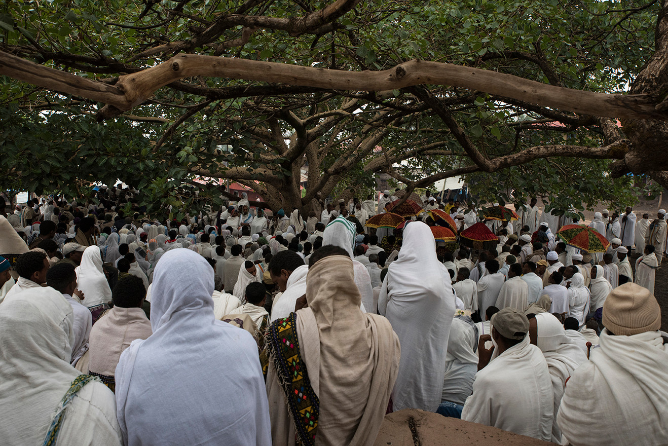 ETHIOPIE - LALIBELA INTEMPORELLE - FUNER