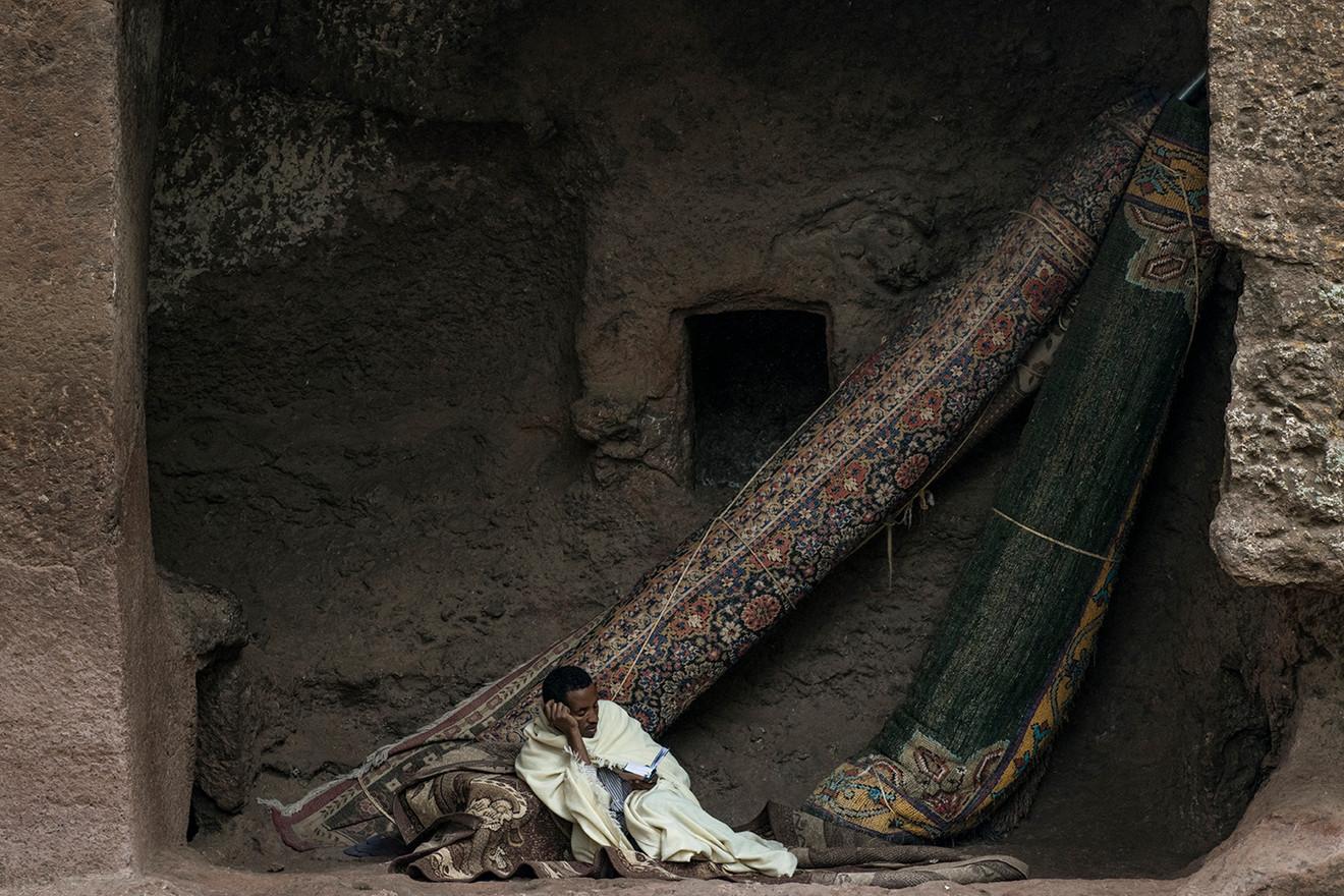 ETHIOPIE - LALIBELA INTEMPORELLE - TAPIS