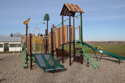 Completed Playground