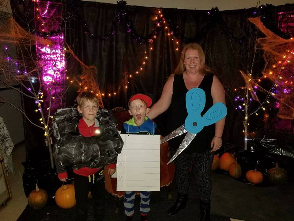 Halloween Family Dance 2017