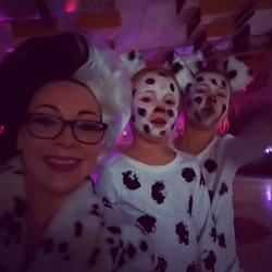 Halloween Family Dance 2017