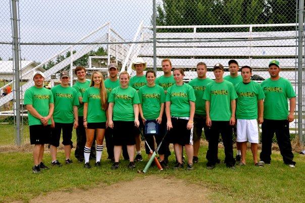 Tomahawk Farmers Baseball Team