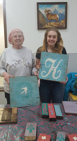 Mothers Day Craft Day 2017