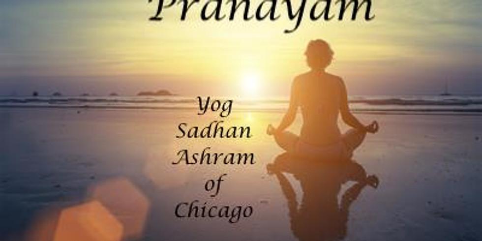 Pranayam and It's Benefits