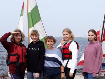 Паруса и яхты «Каравеллы»