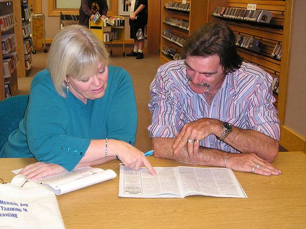 Mary Meengs and Glenn Clutterham.JPG