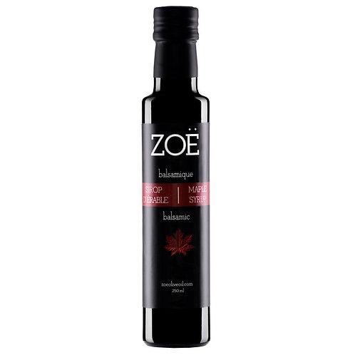 Vinaigre balsamique au sirop d'érable