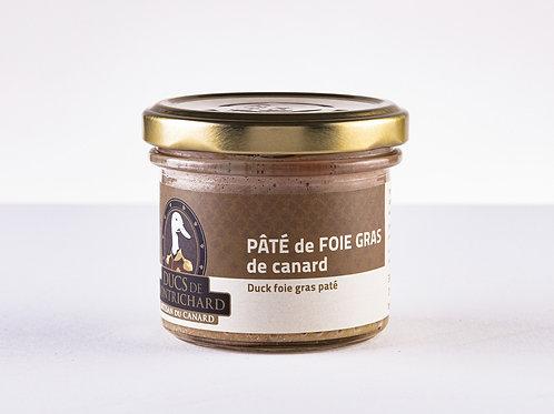 Pâté foie gras de canard