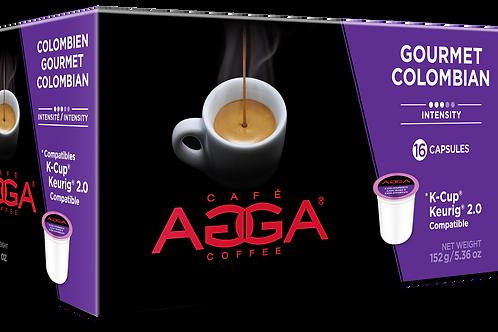 Colombien gourmet AGGA