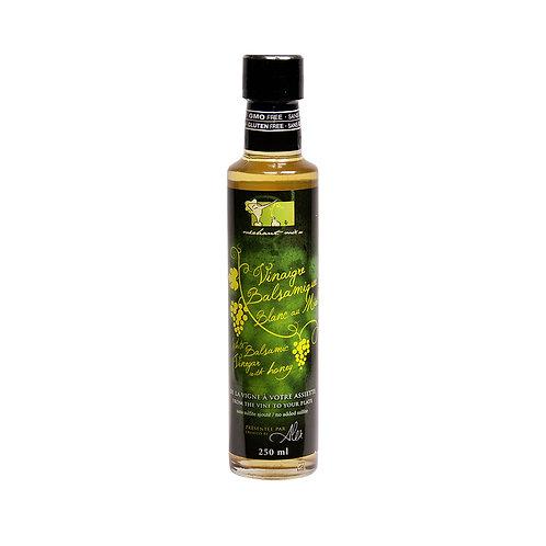 Vinaigre balsamique blanc au miel