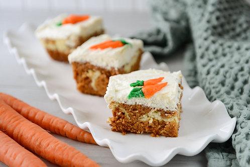 Gâteau aux carottes 300g