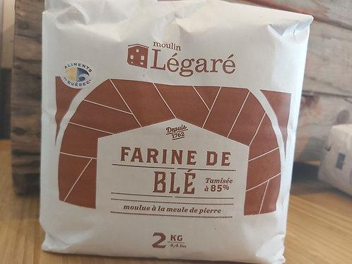 Farine de blé 2kg