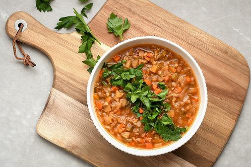 Soupe aux légumes 800ml