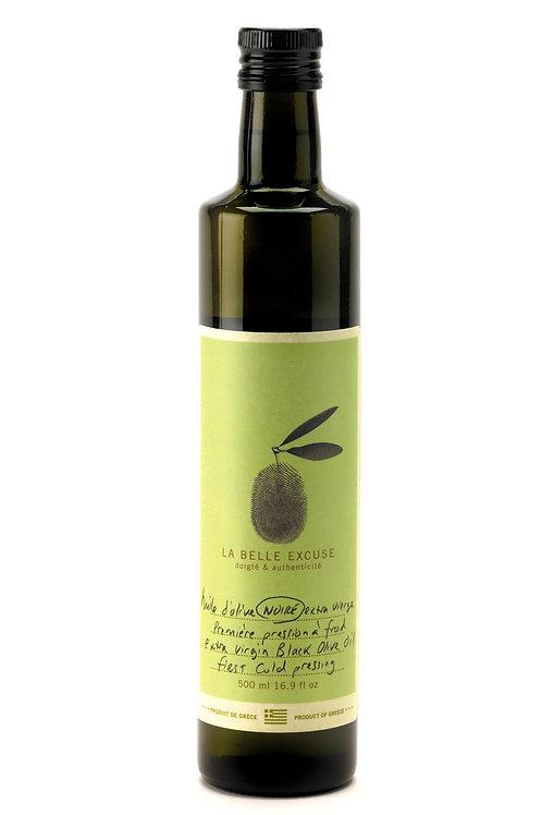 Huile d'olive noire 500 ml