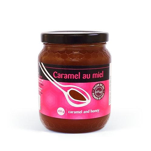 Caramel au miel 454g