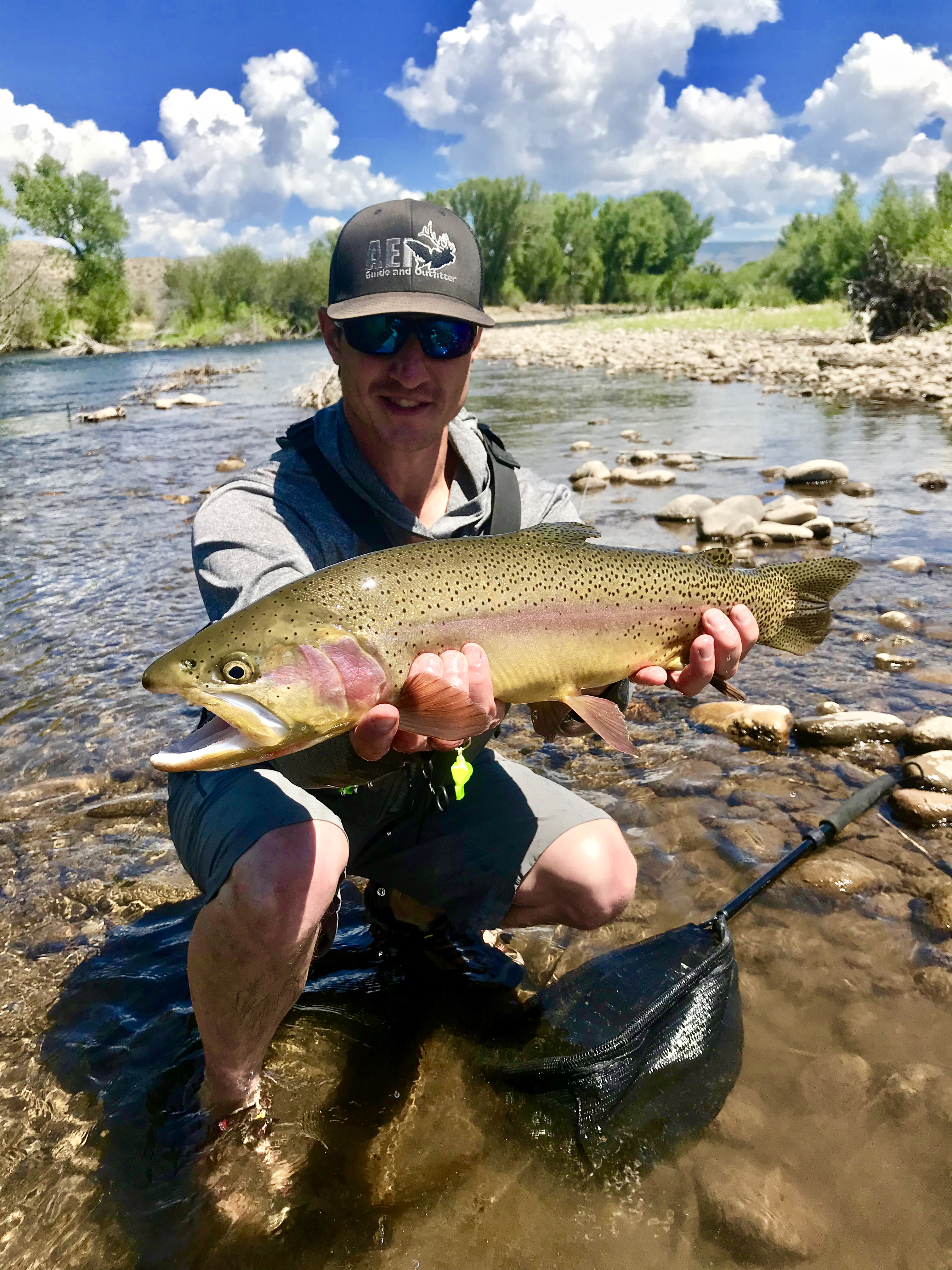 Gunnison River Cuttbow