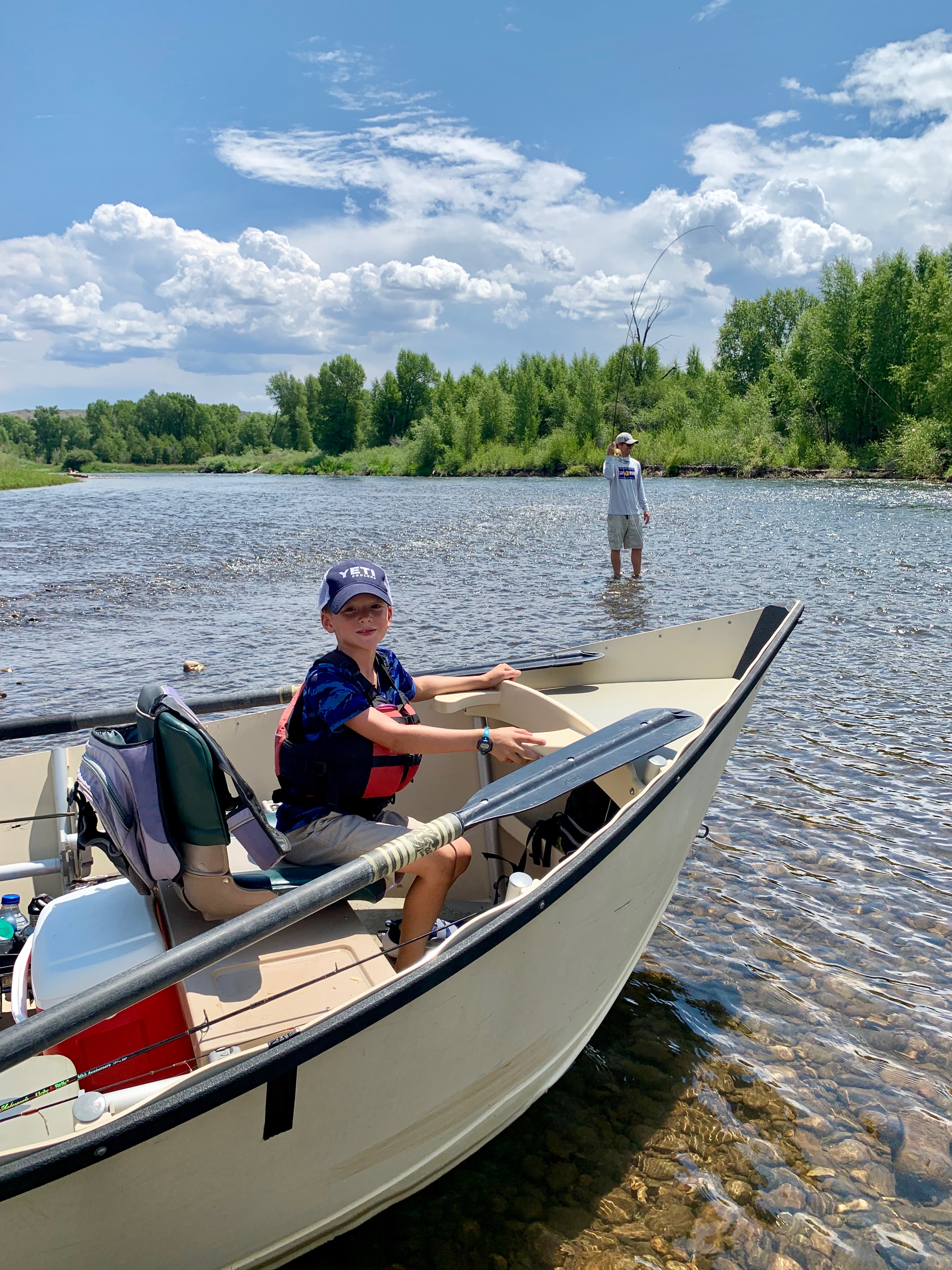Float Fishing the Gunnison River