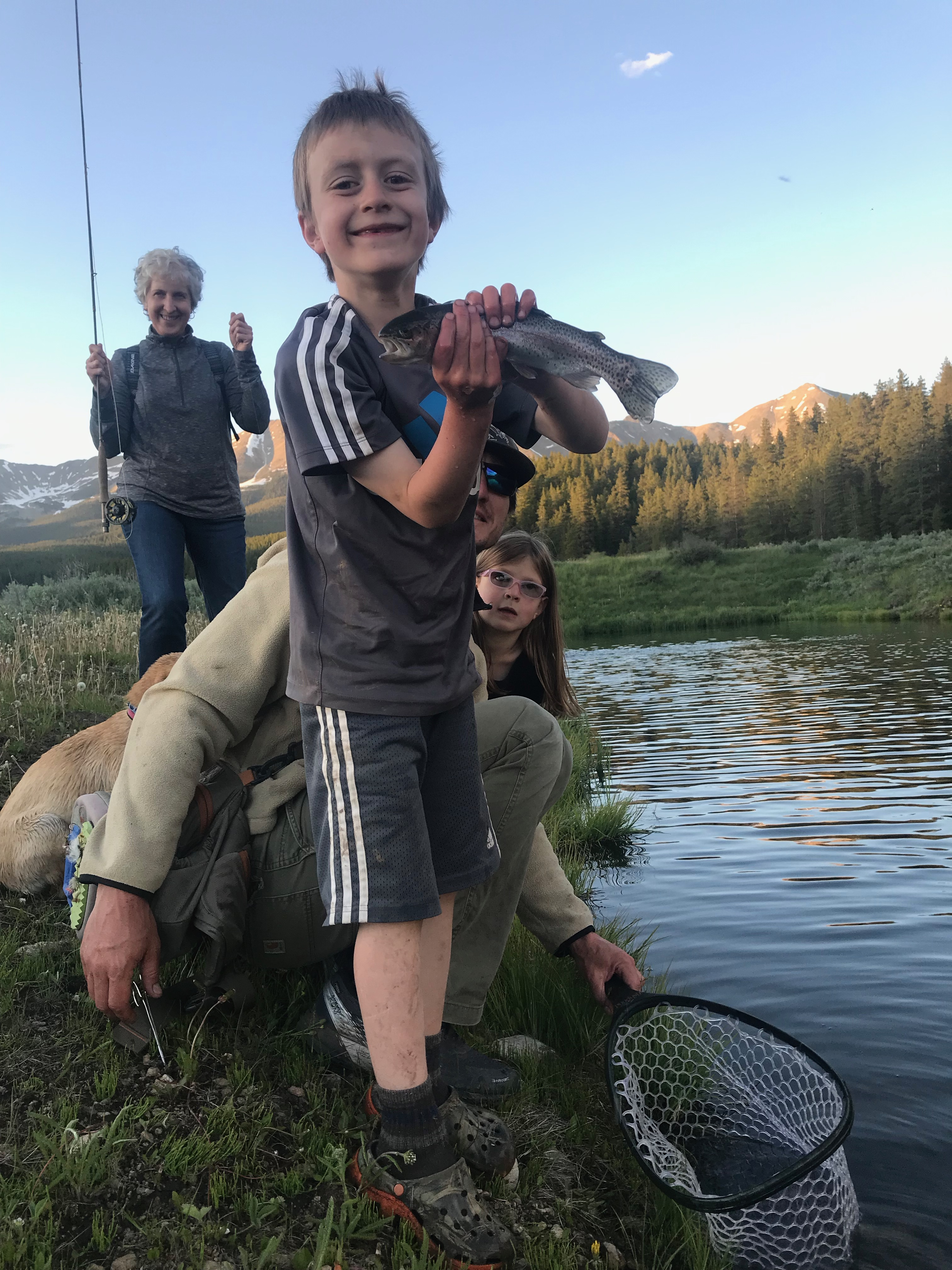 Family Fishing Retreats