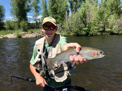 Float Fishing the Gunnison River