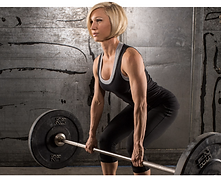 women lifting weights, lean muscle, exercise
