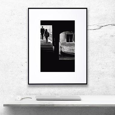 Gondola, ©Maudit Salaud, @Arthur&Mathilde