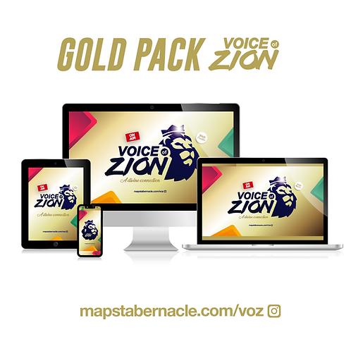 FONDS D'ECRAN - VOZ / GOLD PACK (Smartphone, tablette et ordi)