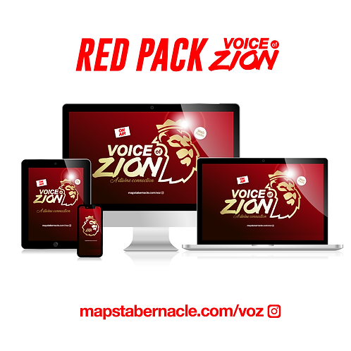 FONDS D'ECRAN - VOZ / RED PACK (Smartphones, tablettes et ordi.)