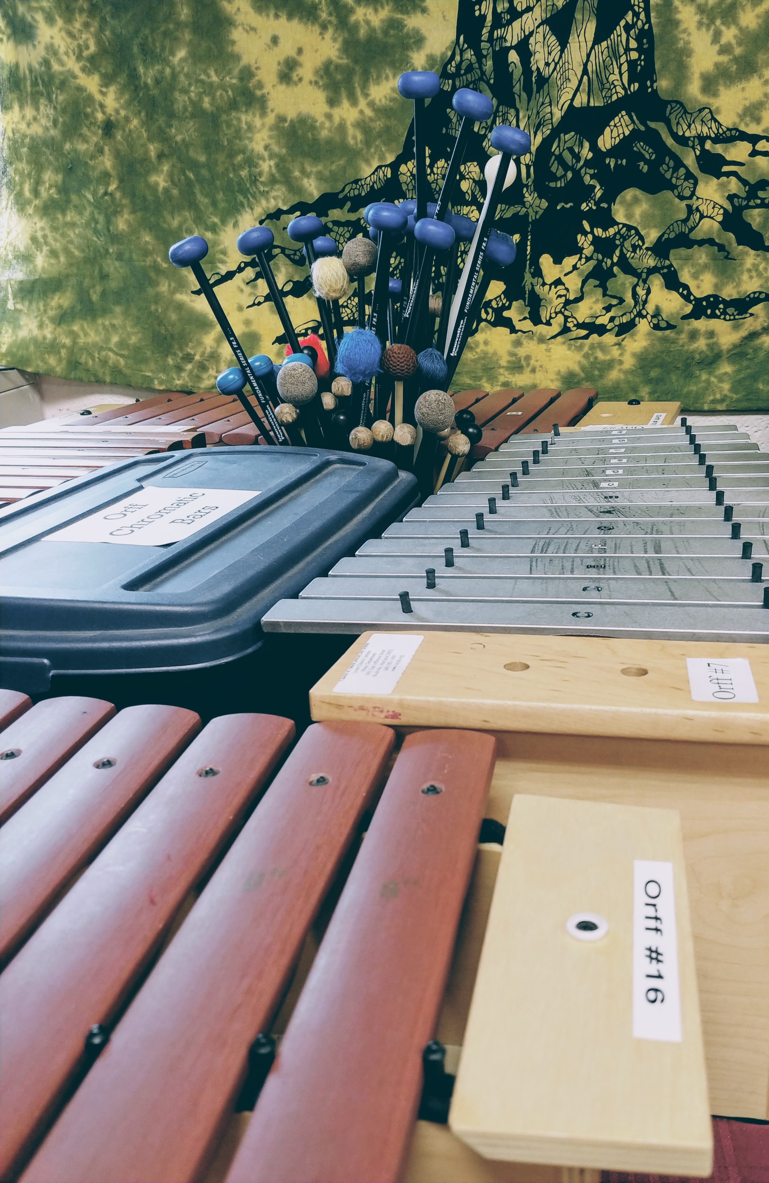 Mallet Percussion (Orff)
