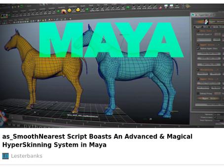 Hyper Skinning in Maya